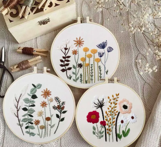 DIY Embroidery Starter Kit