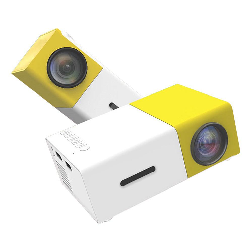 YG-300 600 Lumens Mini Portable Projector